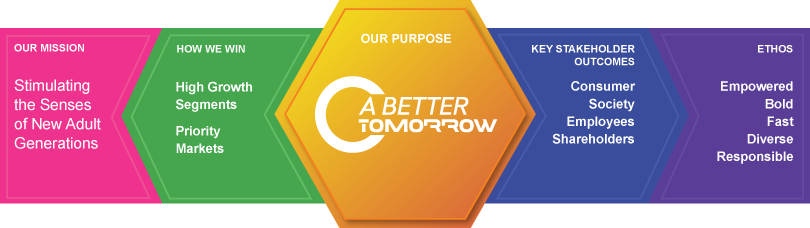 Our purpose and strategy